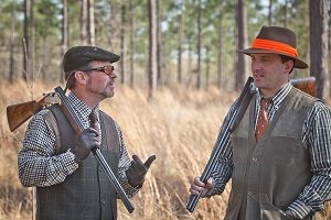 Private Group Quail Hunting Georgia